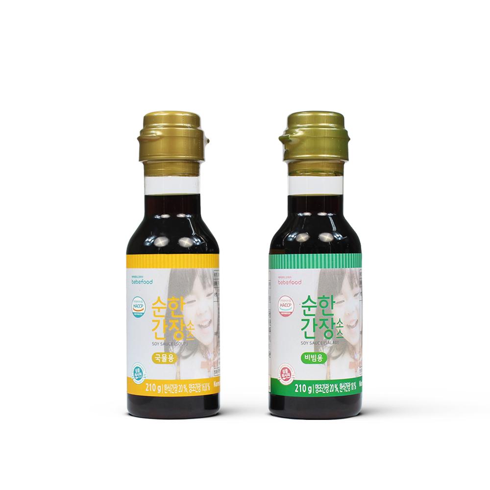 宝宝福德酱油调味汁 2种